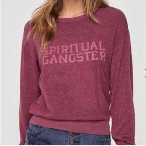 Spiritual Gangster Crewneck